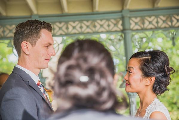 Central Park Wedding - Nicole & Christopher-3