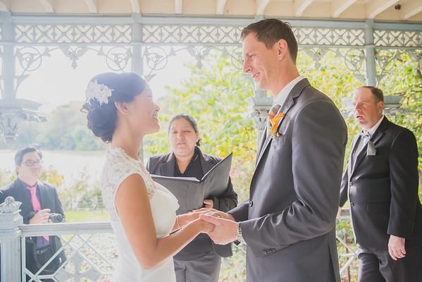 Central Park Wedding - Nicole & Christopher-16