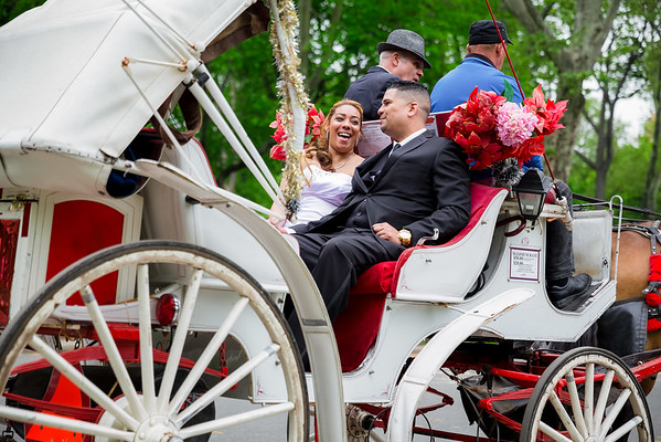 Central Park Wedding - Danny & Nidia-15