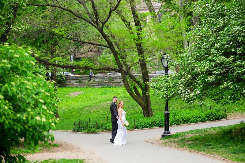 Central Park Wedding - Danny & Nidia-155
