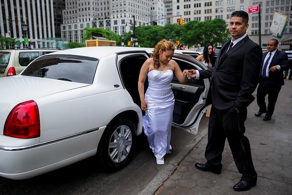 Central Park Wedding - Danny & Nidia-3