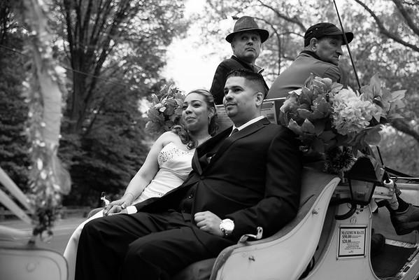 Central Park Wedding - Danny & Nidia-19