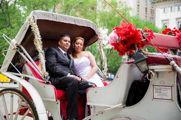 Central Park Wedding - Danny & Nidia-4