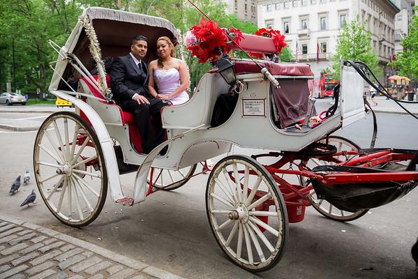 Central Park Wedding - Danny & Nidia-7