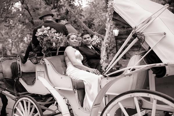 Central Park Wedding - Danny & Nidia-20