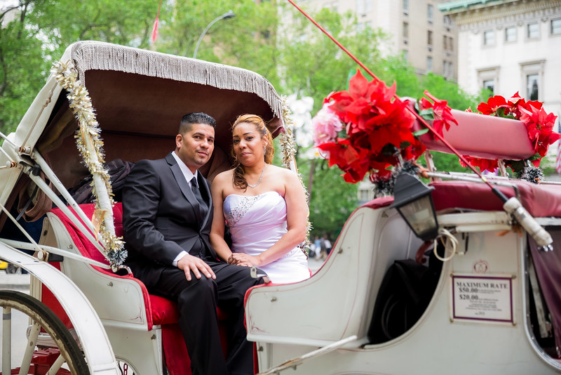 Central Park Wedding - Danny & Nidia-5