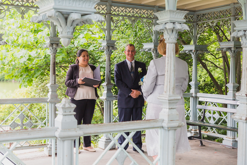 Central Park Wedding - Patricia & Scott-9