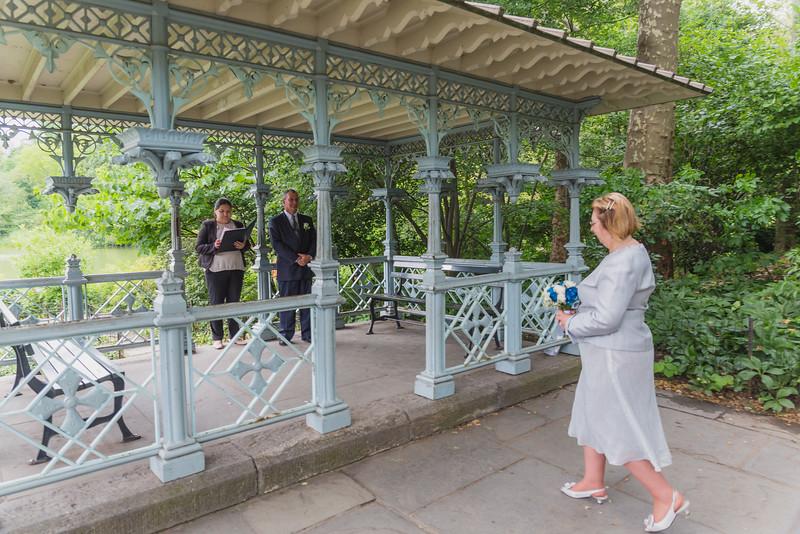 Central Park Wedding - Patricia & Scott-8