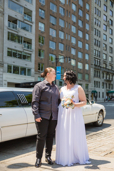 Central Park Wedding - Priscilla & Demmi-6