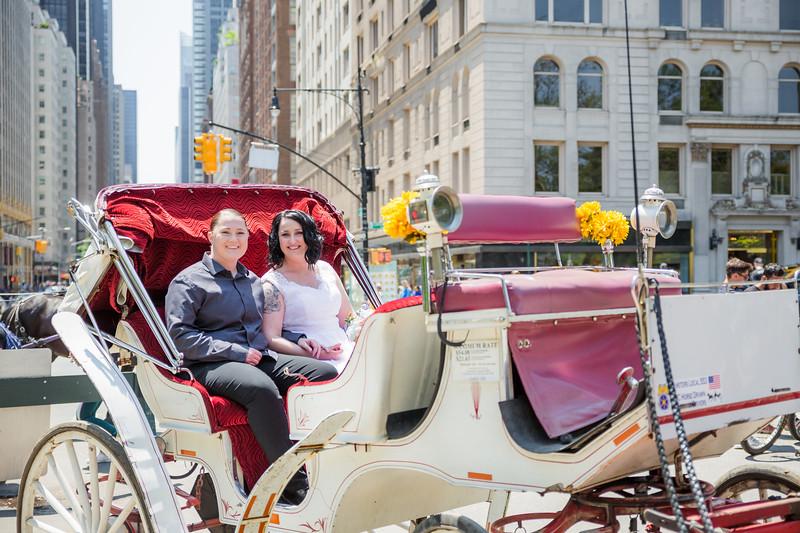 Central Park Wedding - Priscilla & Demmi-10