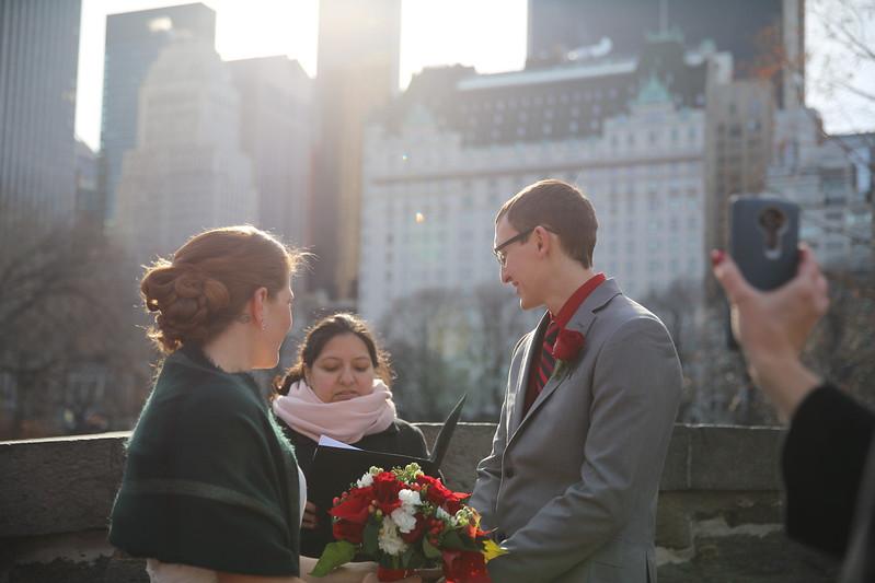 Central Park Wedding  - Regina & Matthew (1)