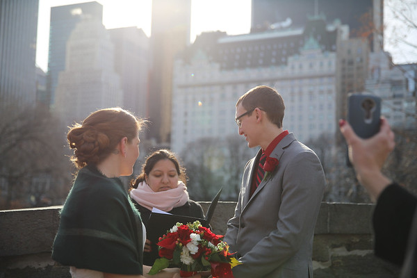 Central Park Wedding  - Regina & Matthew (1)