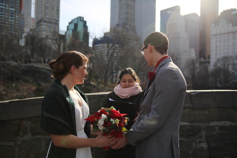 Central Park Wedding  - Regina & Matthew (2)