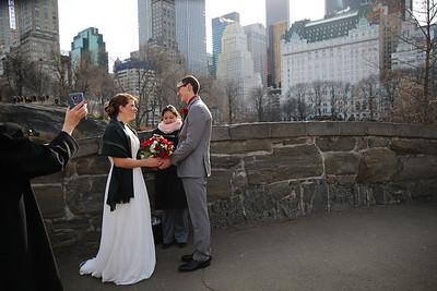 Central Park Wedding  - Regina & Matthew (5)