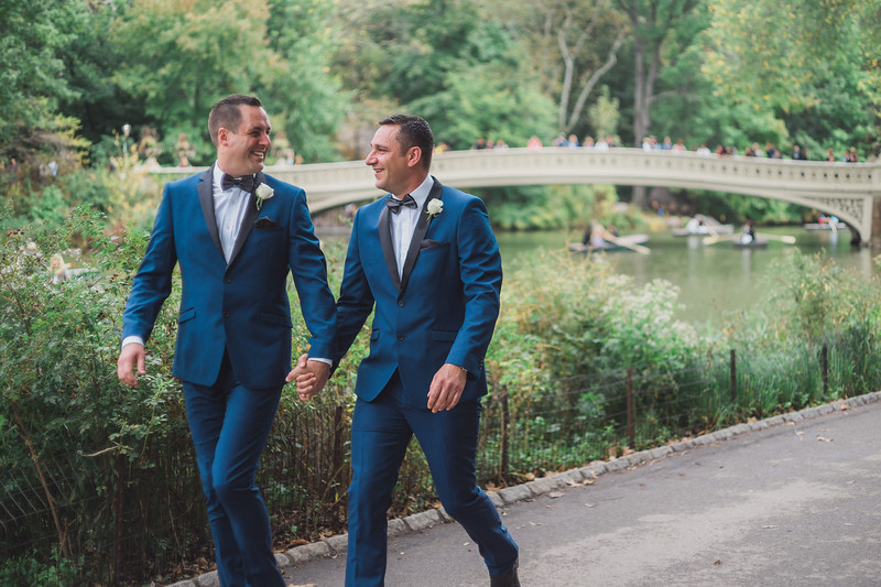 Central Park Wedding - Ricky & Shaun-31