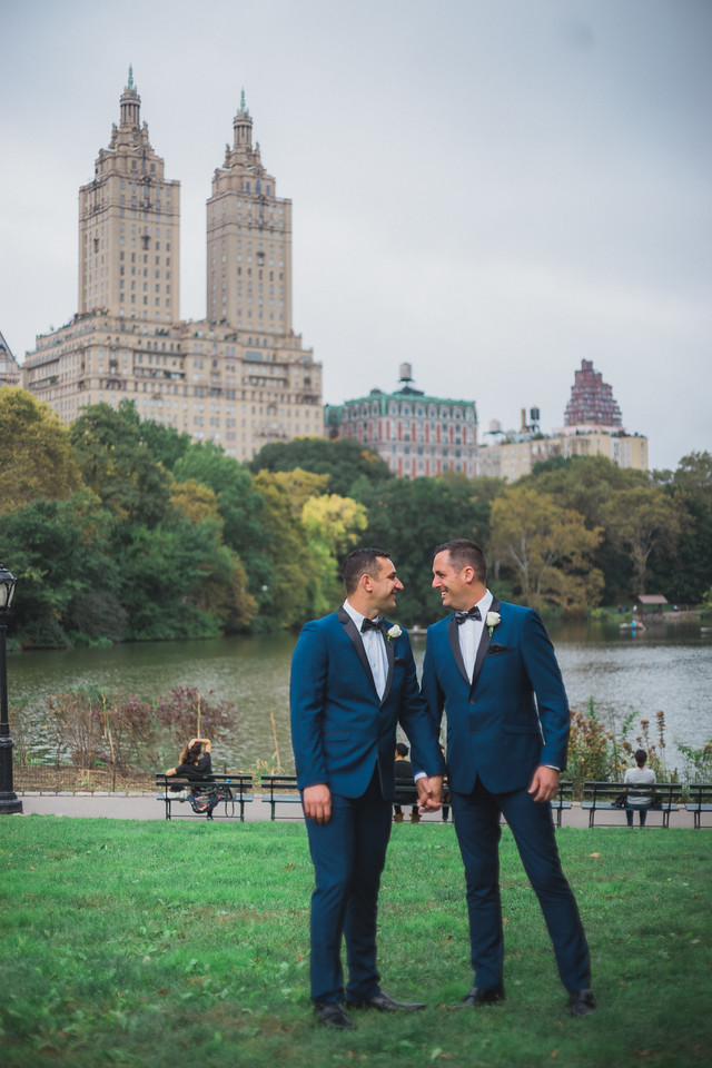 Central Park Wedding - Ricky & Shaun-27