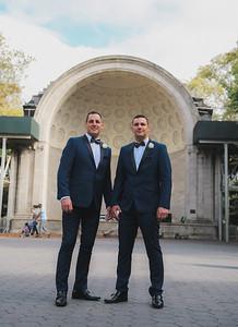 Central Park Wedding - Ricky & Shaun-153