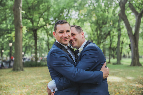 Central Park Wedding - Ricky & Shaun-161