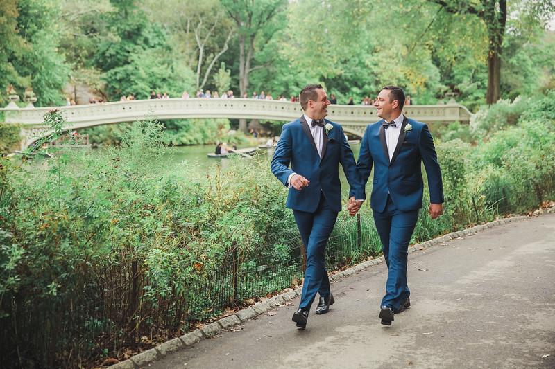 Central Park Wedding - Ricky & Shaun-30