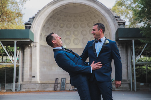Central Park Wedding - Ricky & Shaun-155