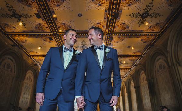 Central Park Wedding - Ricky & Shaun-145