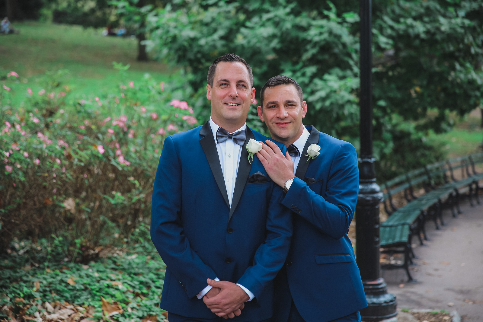 Central Park Wedding - Ricky & Shaun-33