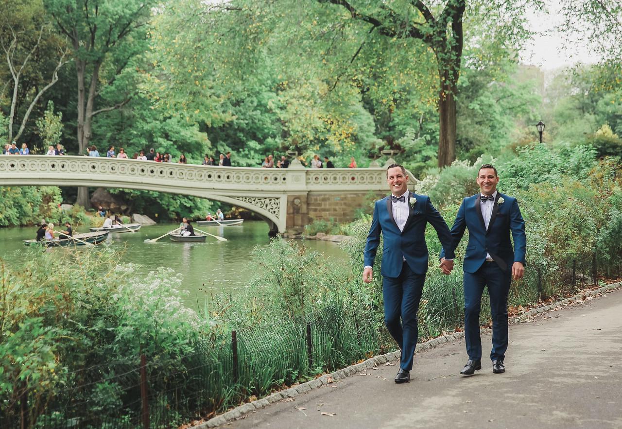 Central Park Wedding - Ricky & Shaun-29