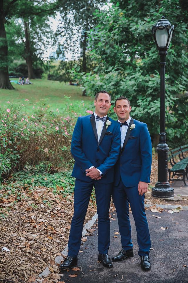 Central Park Wedding - Ricky & Shaun-32
