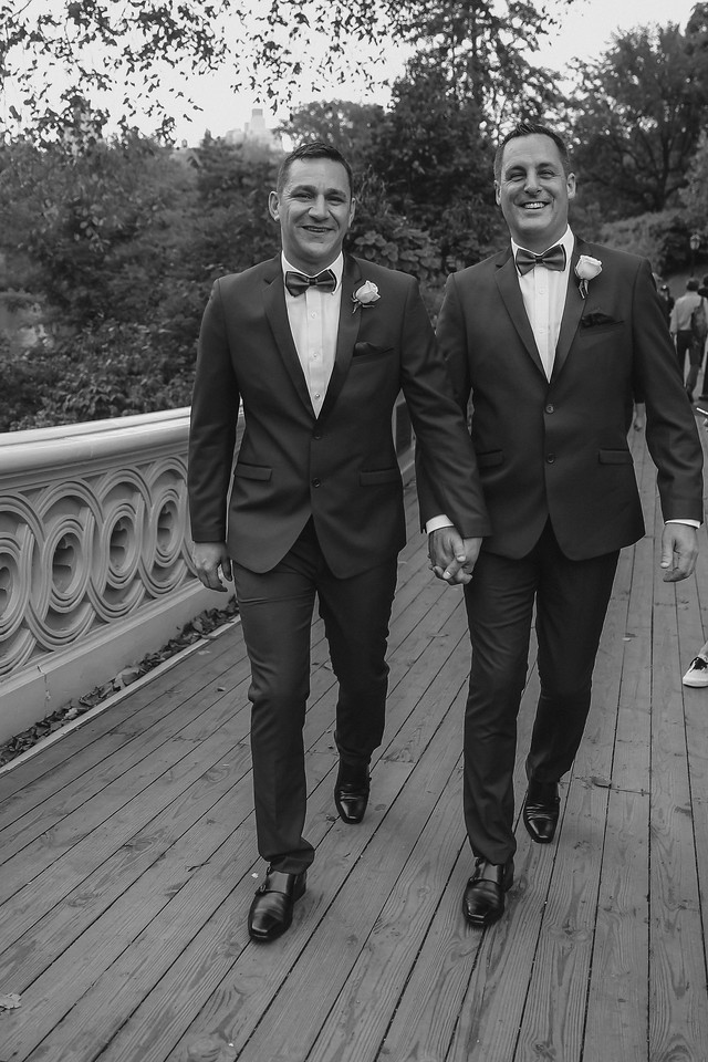 Central Park Wedding - Ricky & Shaun-38