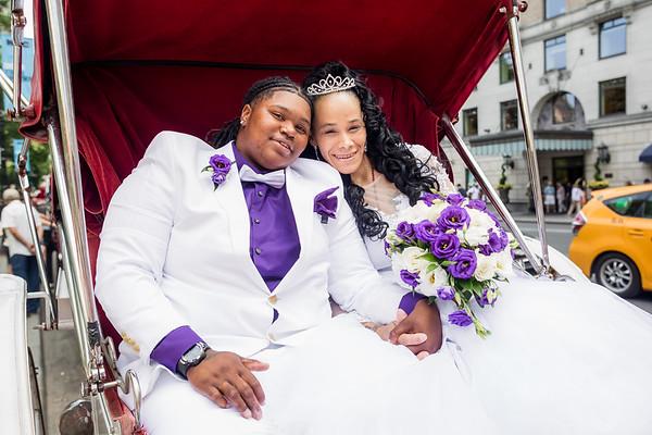 Central Park Wedding - Ronica & Hannah-4