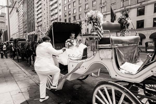 Central Park Wedding - Ronica & Hannah-2