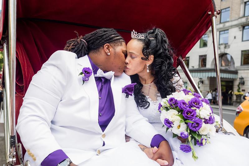 Central Park Wedding - Ronica & Hannah-7