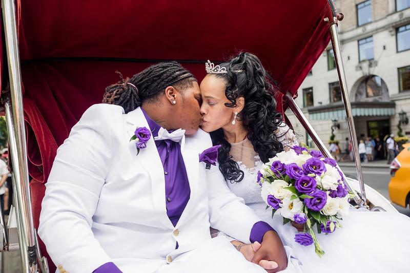 Central Park Wedding - Ronica & Hannah-5