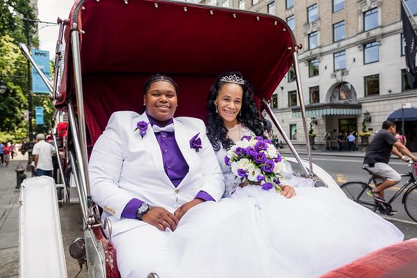 Central Park Wedding - Ronica & Hannah-3