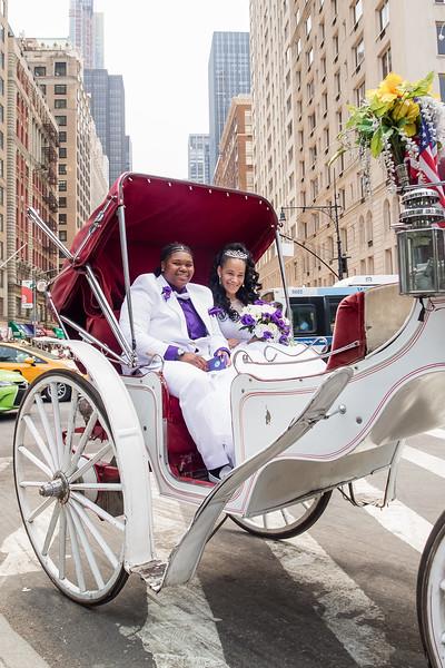 Central Park Wedding - Ronica & Hannah-9