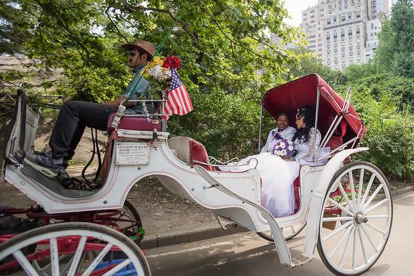 Central Park Wedding - Ronica & Hannah-15