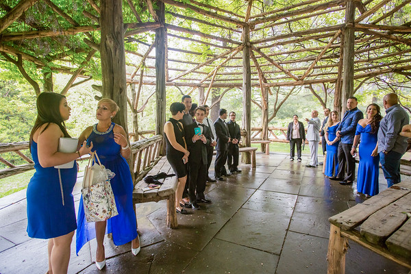 Central Park Wedding - Rosaura & Michael-5