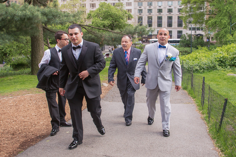 Central Park Wedding - Rosaura & Michael-1