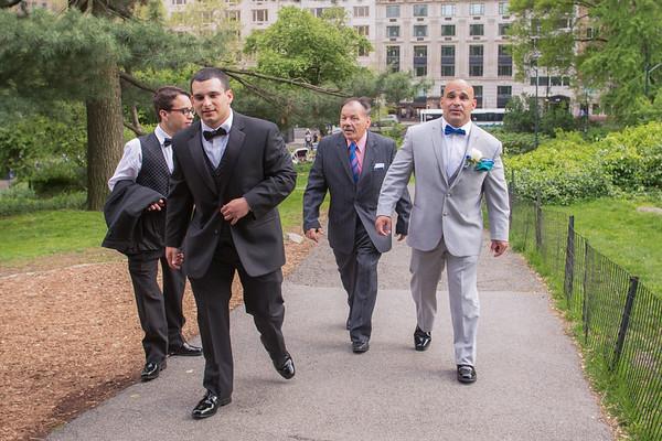 Central Park Wedding - Rosaura & Michael-1