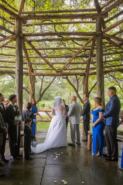Central Park Wedding - Rosaura & Michael-18