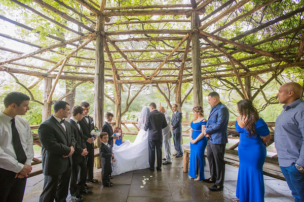 Central Park Wedding - Rosaura & Michael-16