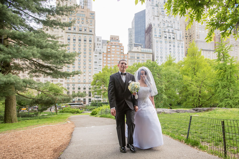 Central Park Wedding - Rosaura & Michael-13