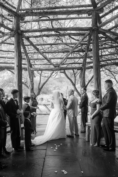 Central Park Wedding - Rosaura & Michael-19