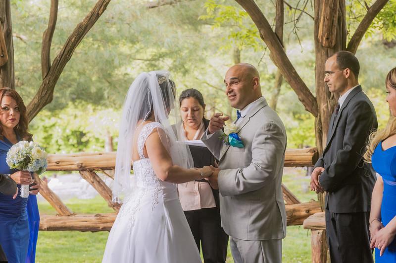 Central Park Wedding - Rosaura & Michael-20