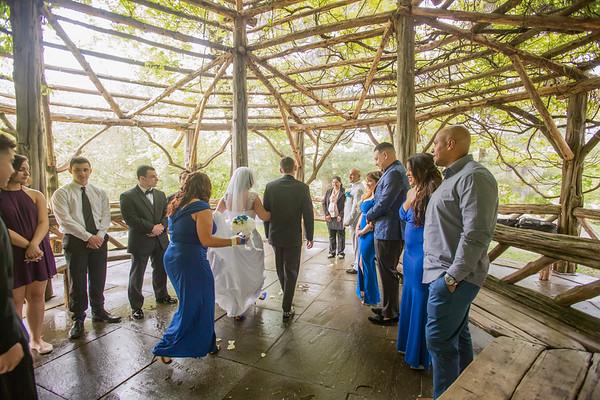 Central Park Wedding - Rosaura & Michael-15