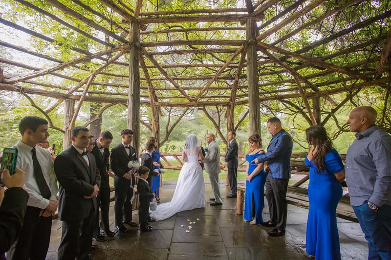 Central Park Wedding - Rosaura & Michael-17