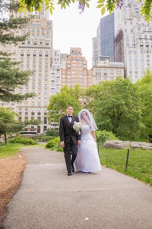 Central Park Wedding - Rosaura & Michael-11