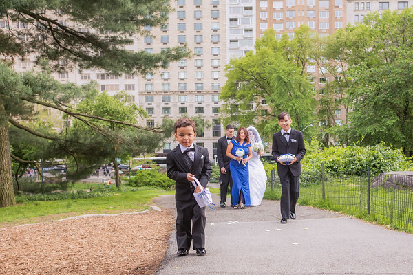 Central Park Wedding - Rosaura & Michael-6