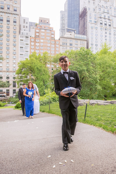 Central Park Wedding - Rosaura & Michael-7