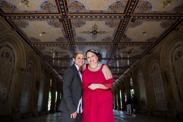 Central Park Wedding - Sandra & Brandi (200)